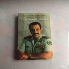 Militaria: EL GUERRERO DEL DESIERTO /POR: GENERAL KHALED BIN SUKTAB ( GUERRA DEL GOLFO ). Lote 93743053