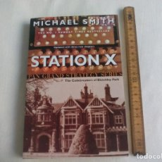 Militaria: STATION X, MICHAEL SMITH.. PAN BOOK GRAND STRATEGY SERIES. 2004. Lote 146582886