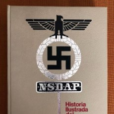 Militaria: LIBRO. HISTORIA ILUSTRADA TERCER REICH. II GUERRA MUNDIAL. DR. KURT ZENTNER. NSDAP. ALEMANIA. Lote 146627090
