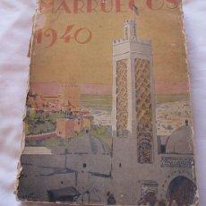 Militaria: MARRUECOS 1940 TETUAN CEUTA MELILLA ... LARA. Lote 146773374