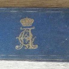 Militaria: COMITIVA REGIA DEL CASAMIENTO DE ALFONSO XII CON MARIA CRISTINA DE AUSTRIA EN 1879 - PINTADO SABATER. Lote 147099814