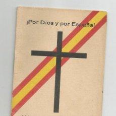 Militaria: VIA CRUCIS POR LOS MARTIRES EN PARACUELLOS-FEBRERO 1941. Lote 147326274