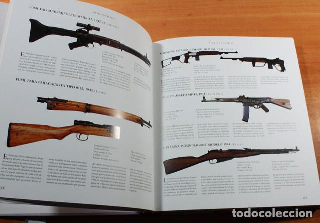 Militaria: ATLAS ILUSTRADO DE LAS ARMAS DE FUEGO, SUSAETA, TAPA DURA 272 PAGINAS - Foto 4 - 147762286