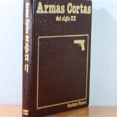 Militaria: ARMAS CORTAS DEL SIGLO XX GUSTAVO VENERO HOBBY PRESS 1985 395 PAGINAS TAPA DURA 29 X 21,50. Lote 147762818