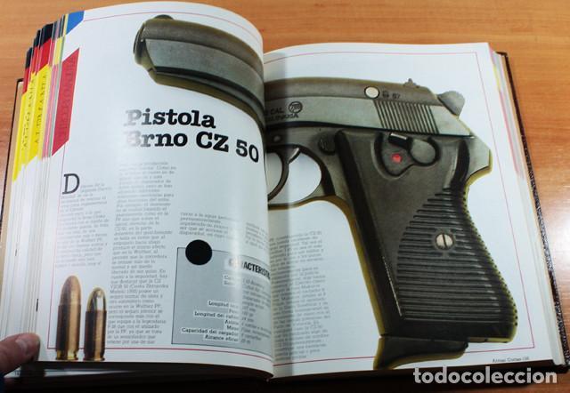 Militaria: ARMAS CORTAS DEL SIGLO XX GUSTAVO VENERO HOBBY PRESS 1985 395 PAGINAS TAPA DURA 29 X 21,50 - Foto 4 - 147762818