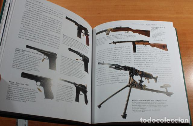 Militaria: ATLAS ILUSTRADO DE LA GUARDIA CIVIL, SUSAETA 282 PAGINAS, TAPA DURA MUY ILUSTRADO - Foto 4 - 147764046