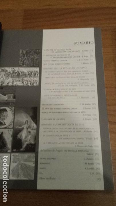 Militaria: 2 REVISTAS HISTORIA PREGON: NAVAS TOLOSA 1212-CONST CADIZ 1812 + 5 ANIVERSARIO - Foto 3 - 127216691