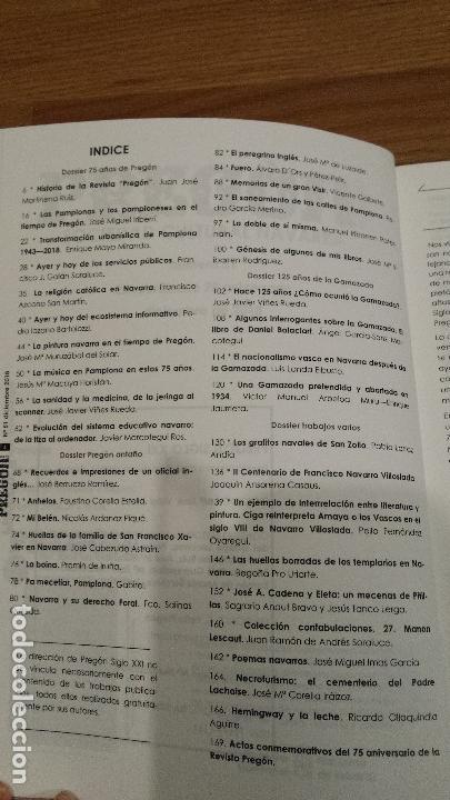 Militaria: 2 REVISTAS HISTORIA PREGON: NAVAS TOLOSA 1212-CONST CADIZ 1812 + 5 ANIVERSARIO - Foto 5 - 127216691
