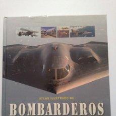 Militaria: ATLAS ILUSTRADO DE BOMBARDEROS. Lote 148020002