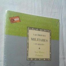 Militaria: LIBRO LAS ORDENES MILITARES EN ARAGÓN (ANA MATEO PALACIOS). Lote 148093530