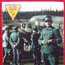 Militaria: DIVISIÓN AZUL. ESPAÑOLES EN RUSIA 1941 - 1945. DEFENSA. EXTRA. AÑO: 1999. Nº 53.. Lote 148161834