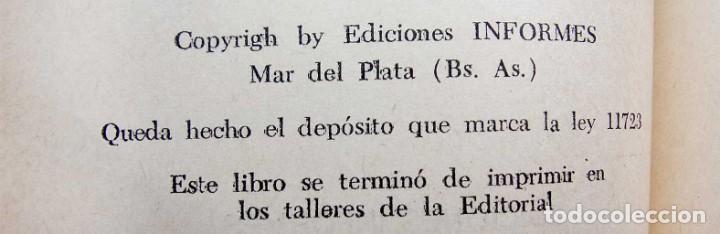 Militaria: ADOLFO HITLER. MI DOCTRINA. AÑO: 1976. BUENOS AIRES. ARGENTINA. EDICIONES INFORMES. - Foto 5 - 148299914