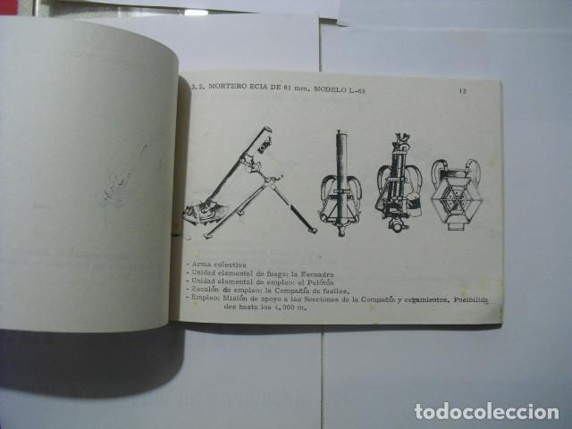 Militaria: CARACTERISTICAS DE LAS ARMAS DE INFANTERIA - Foto 2 - 149551018