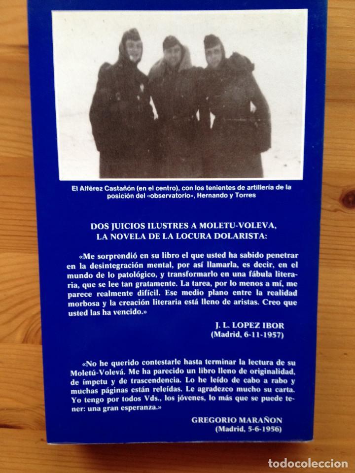 Militaria: División Azul. Diario de una aventura. José Manuel Castañón - Foto 2 - 149558970