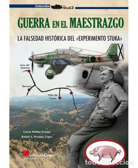 GUERRA EN EL MAESTRAZGO (Militar - Libros y Literatura Militar)