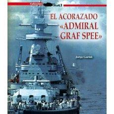 Militaria: EL ACORAZADO ADMIRAL GRAF SPEE. Lote 149566406
