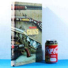 Militaria: LIBRO DE ARMAS EN INGLES: THE GREAT GUNS, HAROLD L.PETERSON & ROBERT ELMAN 1971 252 PAGINAS. Lote 149575790