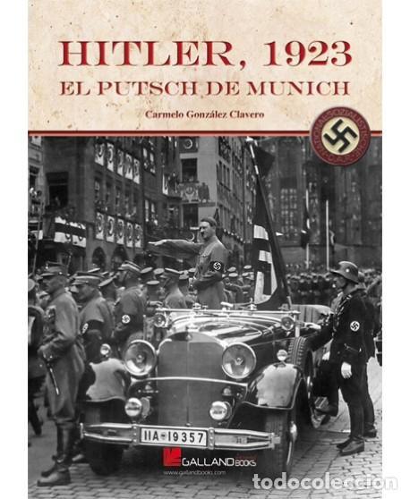 HITLER. 1923 (Militar - Libros y Literatura Militar)