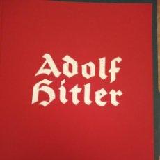 Militaria: ADOLF HITLER - IMAGENES DE LA VIDA DEL FUHRER - II GUERRA MUNDIAL - ED. LADO ARGENTINA. Lote 149707350