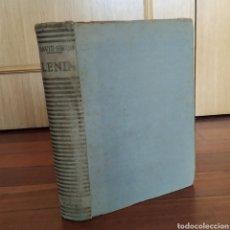 Militaria: REVOLUCION RUSA - LENIN. DAVID SHUB. EDITORIAL PLANETA, 1ª EDICION 1956 - COMUNISMO. Lote 150266714