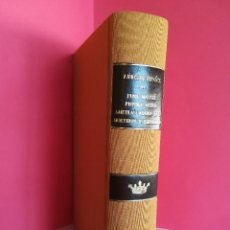 Militaria: LIBRO EJERCITO ESPAÑOL,1928,MANEJO FUSIL MAUSER,PISTOLA ASTRA,AMETRALLADORA 1922,MORTERO,EXPLOSIVOS. Lote 150647706