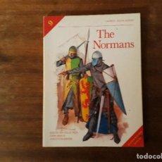 Militaria: THE NORMANS OSPREY ELITE SERIES LOS NORMANDOS. Lote 150791518