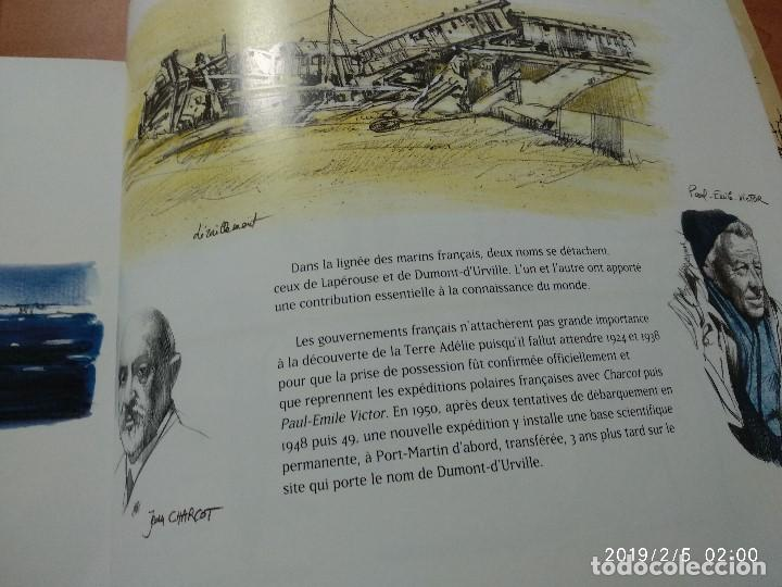 Militaria: LIBRO EN FRANCES DE BARCOS DE LEYENDA DE LA MARINA FRANCESA, CADA BARCO CON SU SELLO, NAVIRES - Foto 7 - 150848886