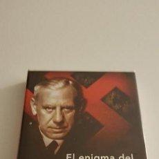 Militaria: EL ENIGMA DEL ALMIRANTE CANARIS, HISTORIA DEL JEFE DE LOS ESPIAS DE HITLER. Lote 150890866