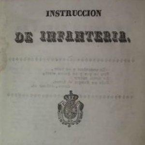 1837 Instruccion de infanteria. Recopilación de penas militares