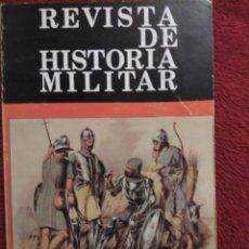 Militaria: REVISTA DE HISTORIA MILITAR 1977. Lote 151327581