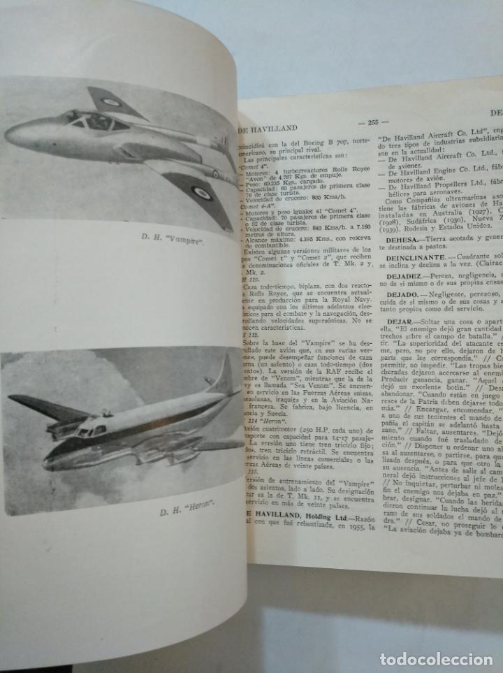 Militaria: DICCIONARIO ENCICLOPEDICO DE LA GUERRA. TOMO VOLUMEN Nº 5. V. EDITORIAL GESTA. G. LOPEZ MUÑIZ TDK366 - Foto 2 - 151383750