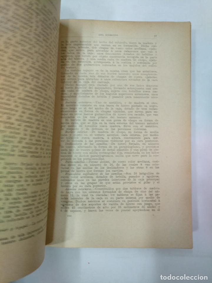 Militaria: COLECCION LEGISLATIVA DEL EJERCITO. AÑO 1911. MINISTERIO DE LA GUERRA. MADRID. TDK366 - Foto 4 - 151389598