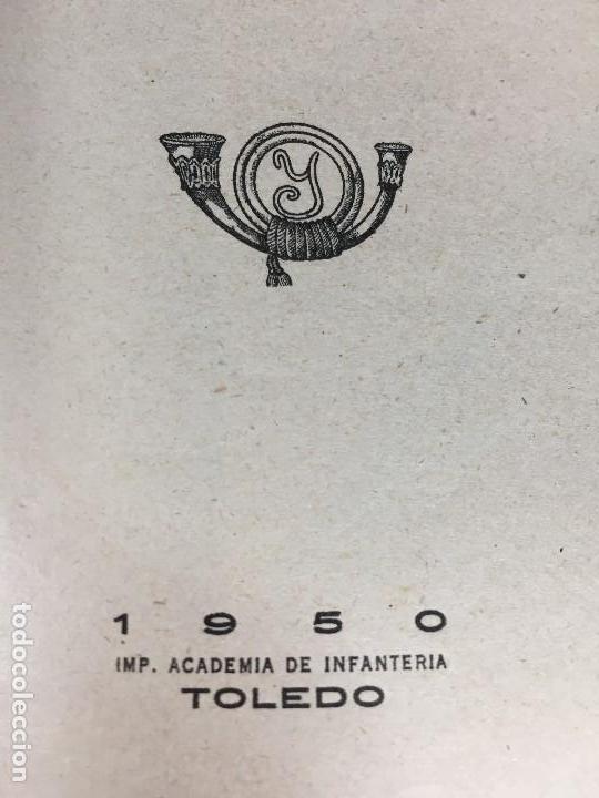 Militaria: geografía general militar academia de infantería toledo primer curso 1950 - Foto 9 - 152157490
