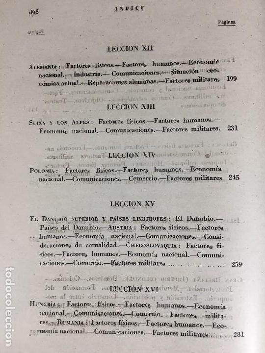 Militaria: geografía general militar academia de infantería toledo primer curso 1950 - Foto 15 - 152157490