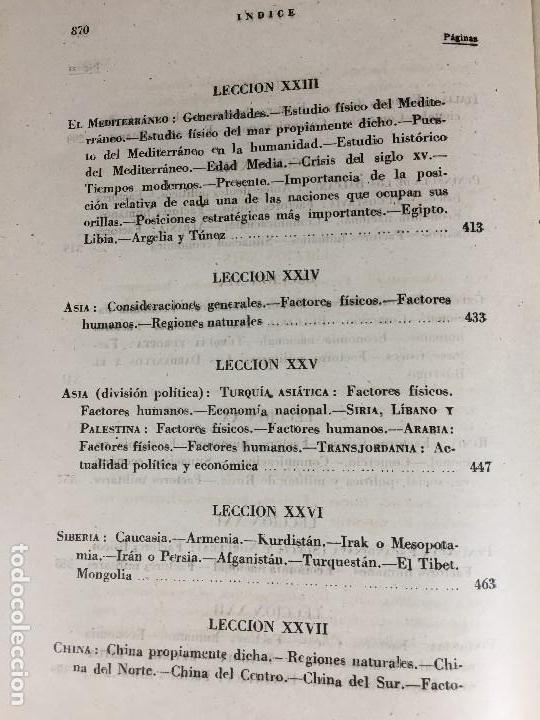 Militaria: geografía general militar academia de infantería toledo primer curso 1950 - Foto 17 - 152157490