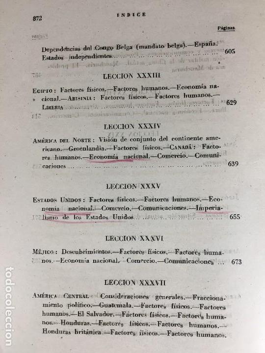 Militaria: geografía general militar academia de infantería toledo primer curso 1950 - Foto 19 - 152157490