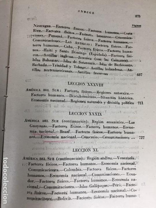 Militaria: geografía general militar academia de infantería toledo primer curso 1950 - Foto 20 - 152157490