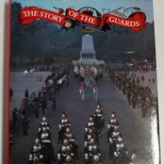 Militaria: THE STORY OF THE GUARDS, JULIAN PAGET. Lote 152325162