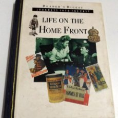 Militaria: LIFE ON THE HOME FRONT. Lote 152327982