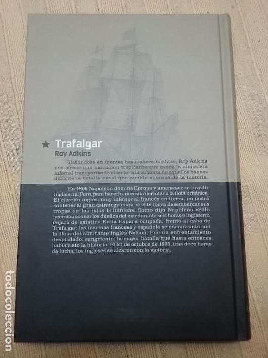 Militaria: TRAFALGAR. ROY ADKINS. EDITORIAL ALTAYA, COL. MEMORIAS DE GUERRA, 2008 - Foto 2 - 152394370
