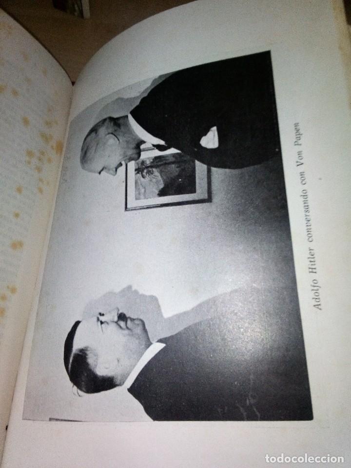 Militaria: Adolfo Hitler - GÖRLITZ Walter y Herbert A. Quint Ed Luis de Caralt - 1975 1ª edicion - Foto 2 - 152395926
