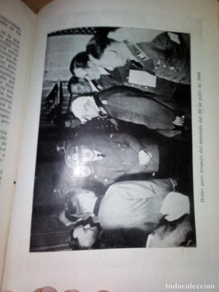 Militaria: Adolfo Hitler - GÖRLITZ Walter y Herbert A. Quint Ed Luis de Caralt - 1975 1ª edicion - Foto 3 - 152395926