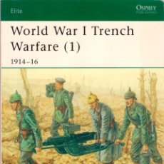 Militaria: EQUIPAMIENTO DE GUERRA 1914-16 - I GUERRA MUNDIAL. Lote 152746398