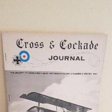 Militaria: CROSS & COCKADE JOURNAL. Lote 152767038