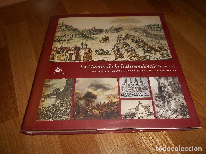 LA GUERRA DE LA INDEPENDENCIA 1808-1814 PUEBLO ESPAÑOL EJÉRCITO ETC PERFECTO MINISTERIO DEFENSA 2007 (Militar - Libros y Literatura Militar)