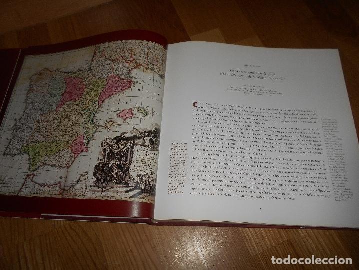 Militaria: LA GUERRA DE LA INDEPENDENCIA 1808-1814 PUEBLO ESPAÑOL EJÉRCITO ETC PERFECTO MINISTERIO DEFENSA 2007 - Foto 4 - 152790262