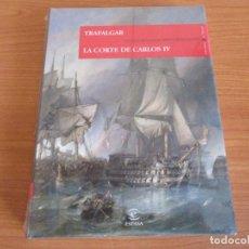 Militaria: LIBRO: TRAFALGAR (ESPASA). Lote 152791894