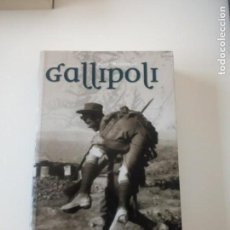 Militaria: GALLIPOLI. ALAN MOOREHEAD.. Lote 152911898