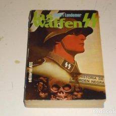 Militaria: LAS WAFFEN SS - HENRI LANDEMER - 1980 -. Lote 152955366