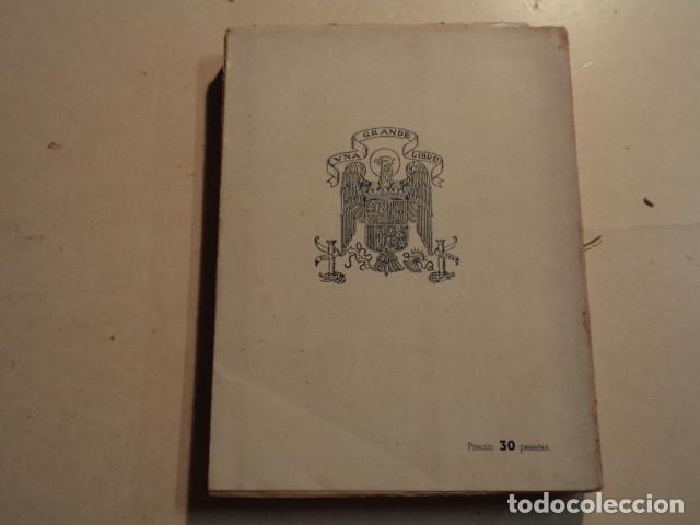 Militaria: CINEMÁTICA AERONAVAL - LUIS CARRERO BLANCO - AÑO 1941 - Foto 7 - 153227282